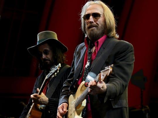 Tom Petty hospitalized