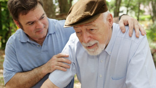 It is estimated that as many as 50 percent of people over 85 suffer from dementia.