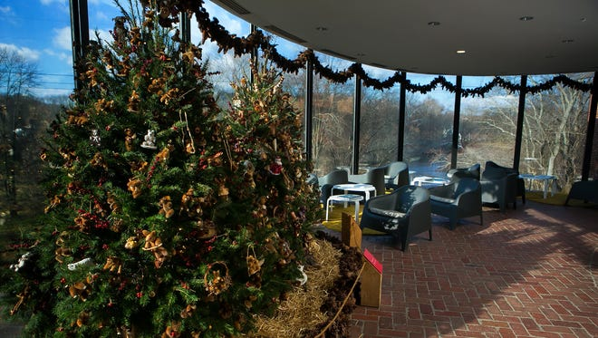 The annual A Brandywine Christmas has the Brandywine River Museum of Art decked for the holidays through Jan. 8, 2017.