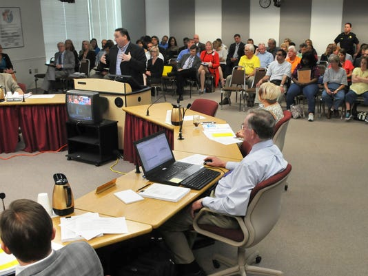 County budget workshop