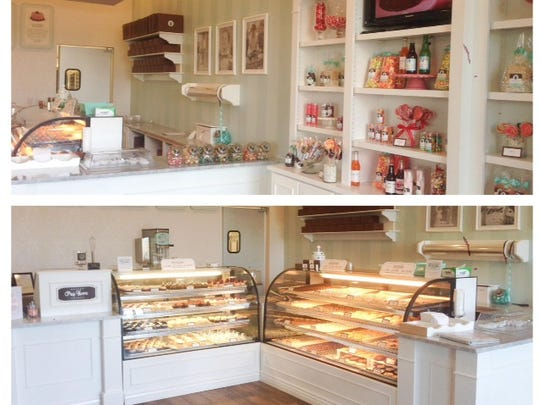 Treats at The Sweet Tooth Fairy gourmet bake shop in Gilbert.