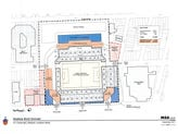West End FC Cincinnati stadium schematics provided by the club to the Hamilton County Commissioners.