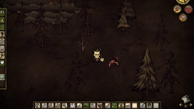 """A survival game for the rest of us, """"Don't Starve"""" is filled with engaging missions, fantastic monsters and fun for every day you manage to stay alive. Available on Mac or PC for $14.99."""