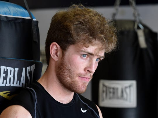 Nevada boxing club member Zach Smith will be competing