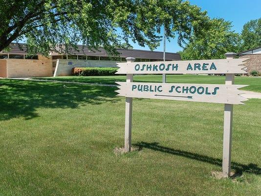 Oshkosh Area School District office