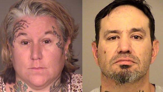 Bridgette Loraine Gallo, 42, andRichard Cory Neal, 39.