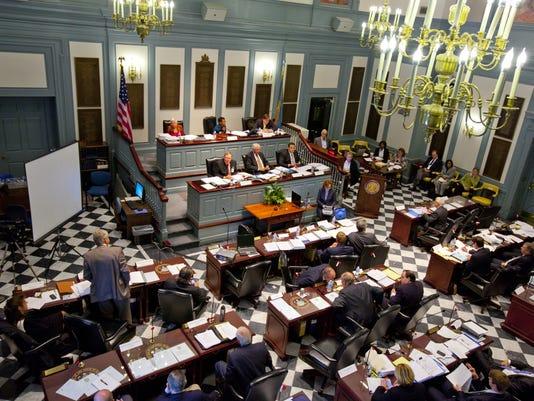 General Assembly legislature