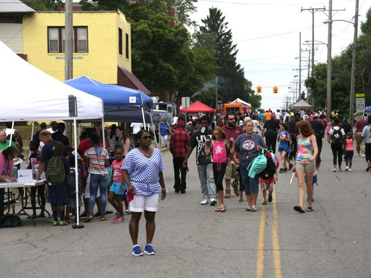 The fourth annual Oasis of Love Block Party, located on Bowman Street between Harker Street and Springmill Street is this Saturday, July 27. Everything is free at the block party including school supplies, backpacks, and uniforms ahead of the upcoming school season, as well as food, haircuts/styles, a rock climbing wall and more.