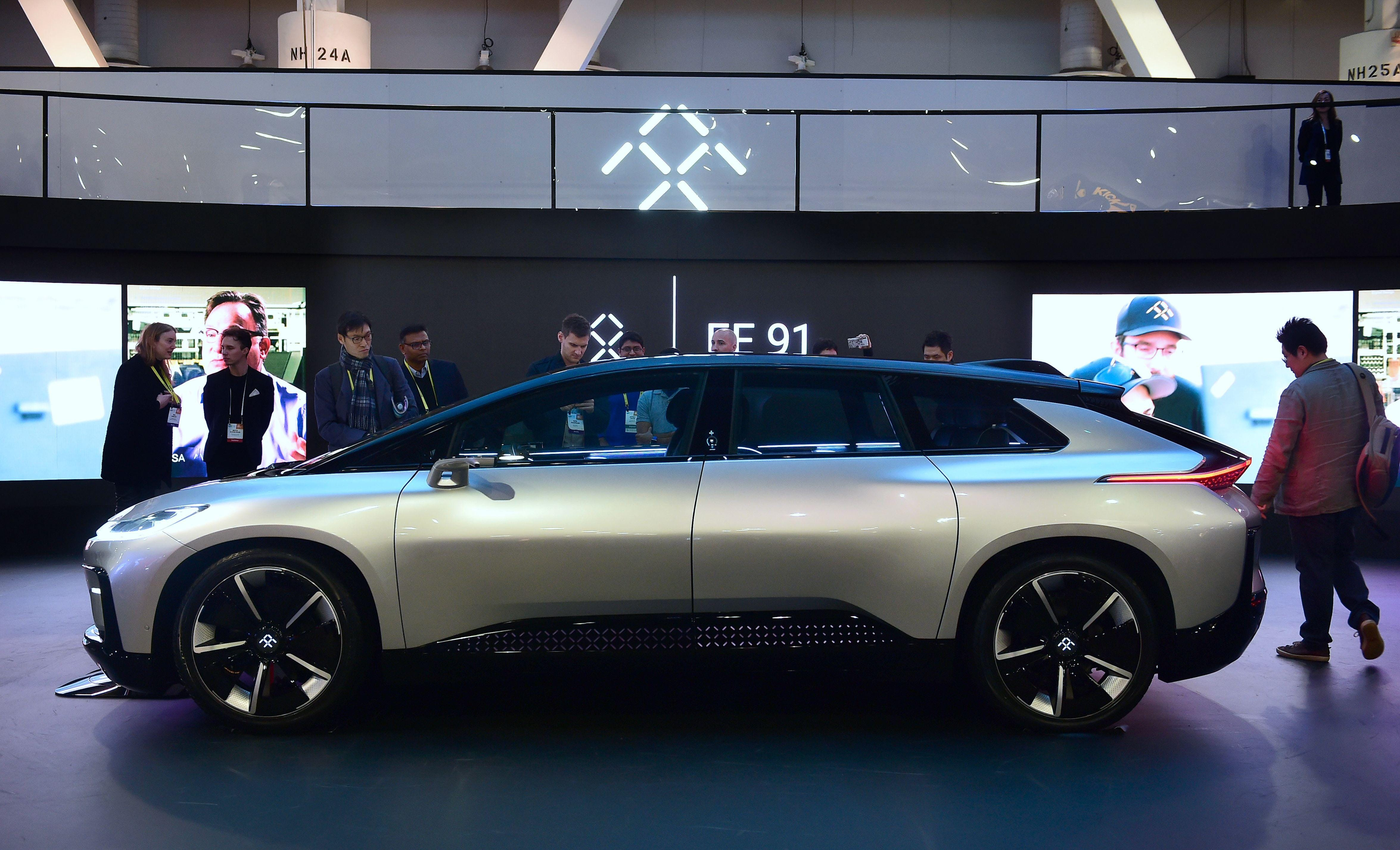 Discussion on this topic: Faraday Future is looking for an emergency , faraday-future-is-looking-for-an-emergency/