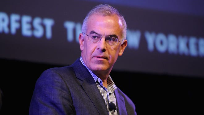 Policital commentator David Brooks will speak May 12 at Butler University's commencement.