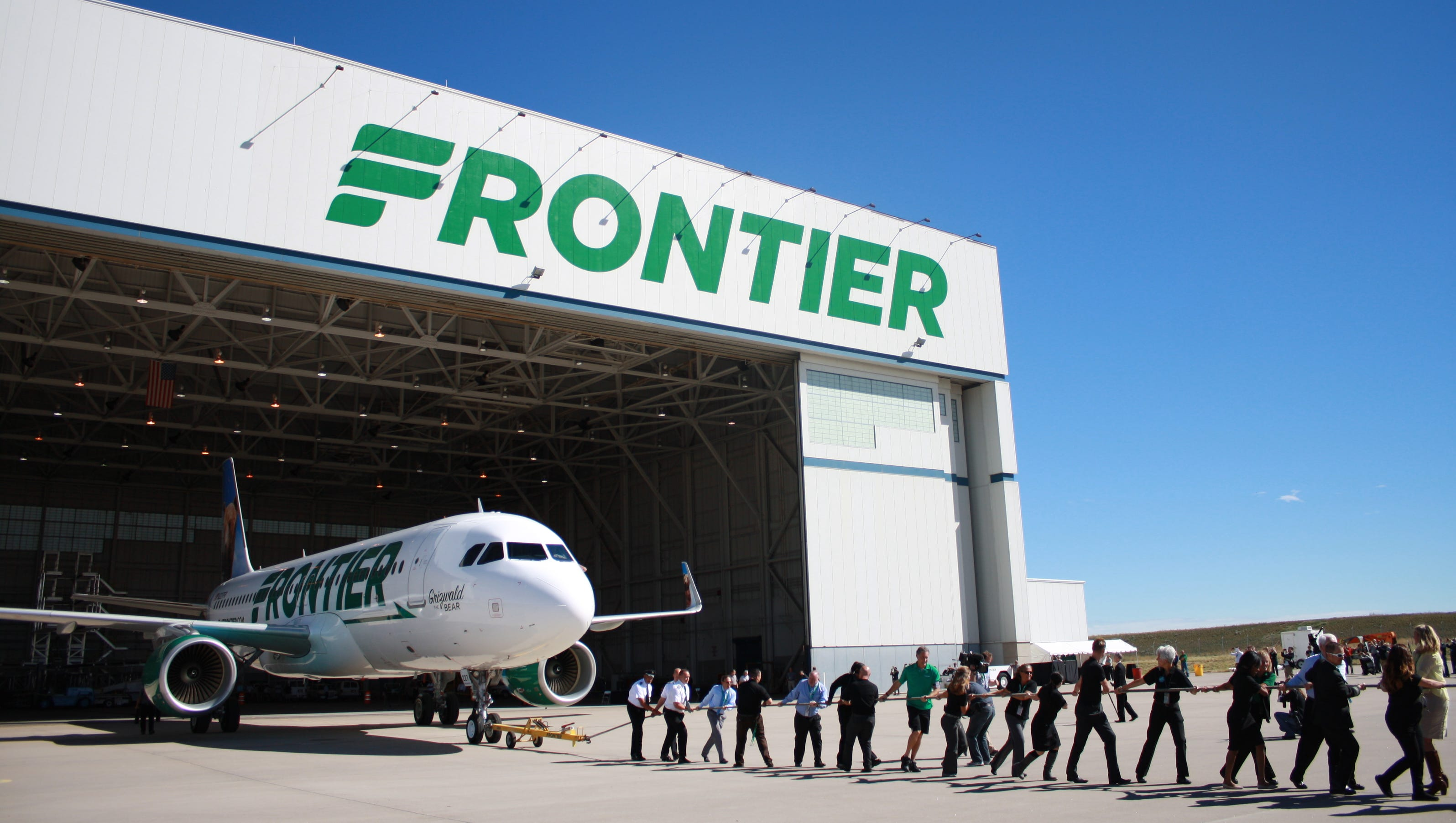 frontier airlines rebranding campaign - frontier airlines rebranding campaign after baseline studies indicated that frontier airlines was unrecognizable in its own core business area, they decided a new image was in order frontier airlines launched their new rebranding campaign calling itself a whole different animal.