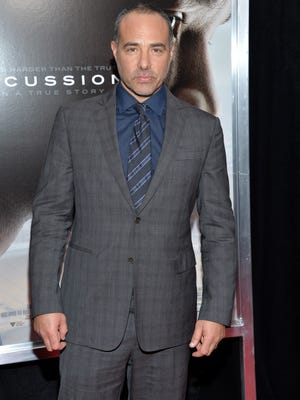 """Writer/director Peter Landesman attends a special screening of """"Concussion"""" at the AMC Loews Lincoln Square in New York City."""
