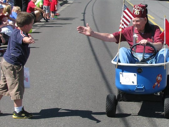 The fun rolls right along in Stayton for the 4th of July