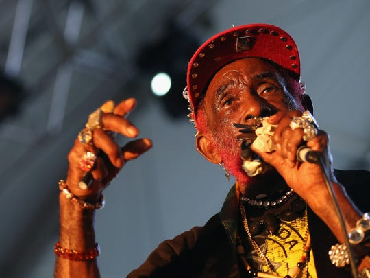"Lee ""Scratch"" Perry will perform on Aug. 14 at the Vogue."