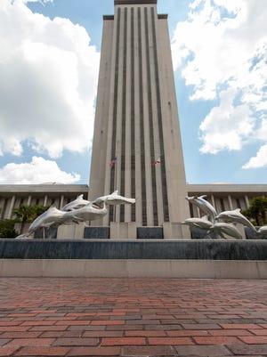 The Florida Capitol Building