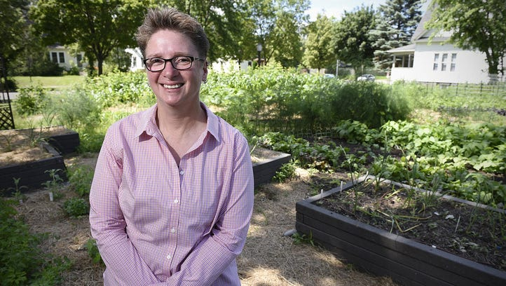 What's it like ... to run a community garden?
