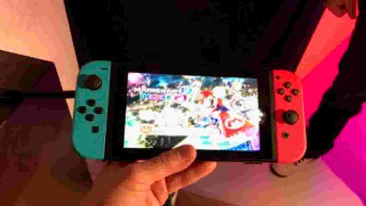 GameStop: \'Limited supply\' of Nintendo Switch consoles at stores