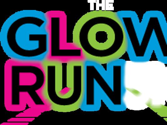 Glow Run logo