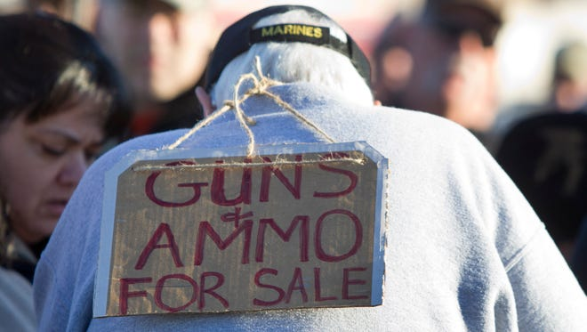 Close the 'gun show loophole?' Another good idea gone nowhere.