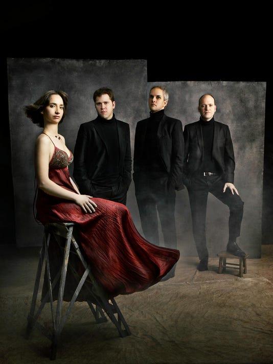 Cuarteto Casals quartet