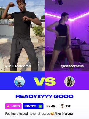 Austin-based Virtual Arts has launched its debut app DanceFight, a competive short-form video app that  lets users have a virtual dance battles.