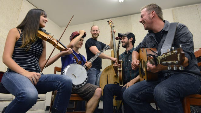 The Wayfarers, a local band, will be featured on Song of the Mountains, a TV show on PBS that showcases old-time, bluegrass and Americana bands in the U.S.
