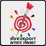 New this year is the Shreveport Artists' Market, under the bridge in the Red River District.