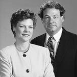Steven V. and Cokie Roberts