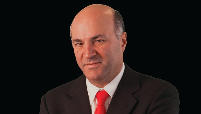 Kevin O'Leary, celebrity investor, will speak at a forecast luncheon in Detroit Nov. 18 before the CFA Society Detroit.