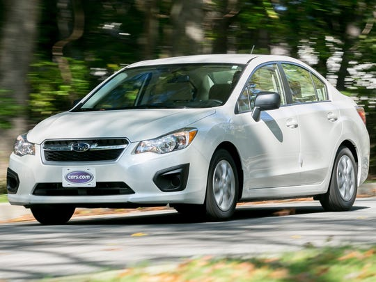 The 2013 Subaru Impreza 2.0i was the only car in the Challenger with all-wheel drive, which would make it the first choice for many buyers, though it finished sixth in the Challenge.