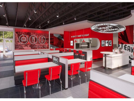 A look at what Evansville's new Steak 'n Shake will