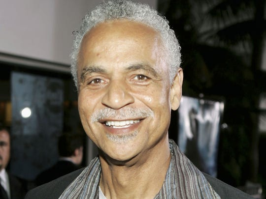 "LOS ANGELES, CA - SEPTEMBER 22:  Actor Ron Glass arrives at the Universal Pictures' Premiere of  ""Serenity""  held at Universal Studios on September 22, 2005 in Los Angeles, California.  (Photo by Frazer Harrison/Getty Images)"