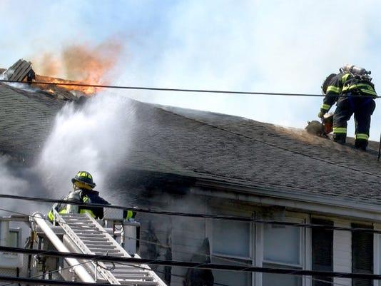 Asbury Park Fire