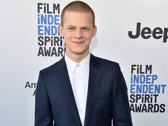 Lucas Hedges attends the 2017 Film Independent Spirit
