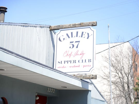 Galley 57 Supper Club is located in Allouez.