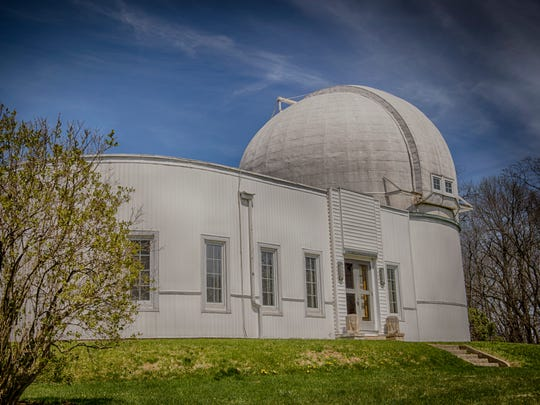 The Link Observatory Space Science Institute is just south of Mooresville.