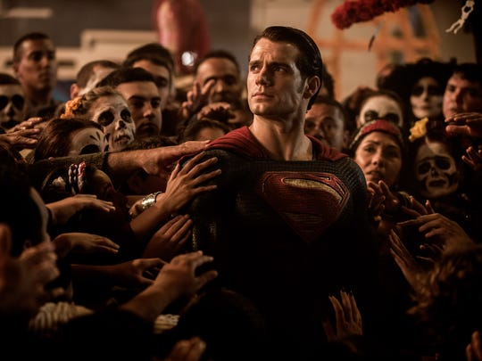 'Justice League' finds the world is in need of new