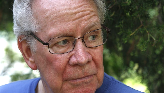 Paul Owen, a retired set designer for Actors Theatre. July 11, 2011
