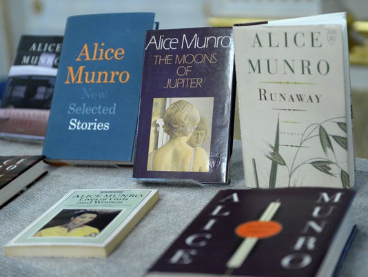 Alice Munro Books
