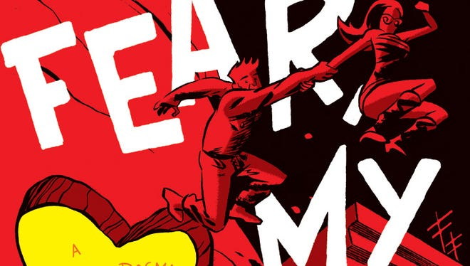 Dean Haspiel is the author and artist of several comics and graphic novels, including 'Fear, My Dear,' out next month.