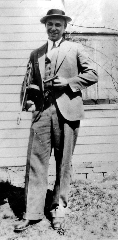 John Dillinger S Cock