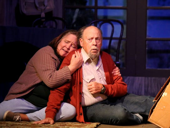 "The El Paso Playhouse will present ""On Golden Pond"""