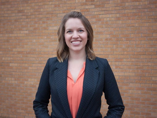 Alyson Leahy is running for Marathon County Board.