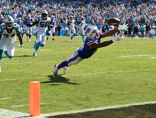 NFL: Buffalo Bills at Carolina Panthers