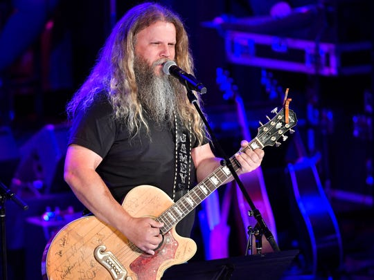 Jamey Johnson will perform at Hendersonville's free Hometown Jam on Oct. 1.