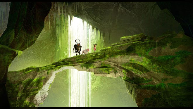 """Daniel Cespedes worked as an animator on the stop-motion film """"Kubo and The Two Strings."""""""