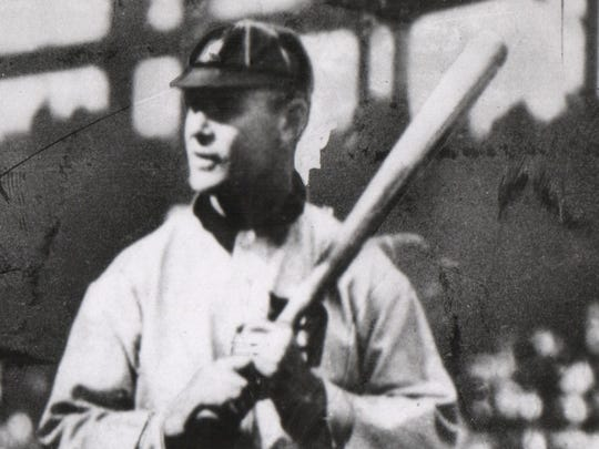 Wahoo Sam Crawford hit .254 for the 1904 Tigers.