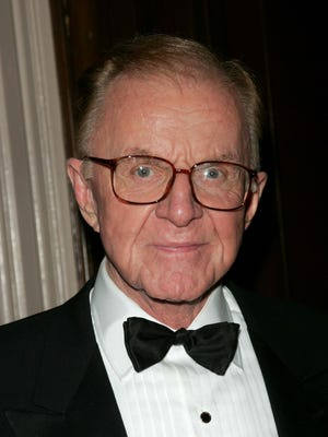 TV personality and political commentator John McLaughlin died Aug. 16, 2016 at his home in Virginia.  He was 89. John McLaughlin during The Museum of Television & Radio to Honor Bob Wright and Saturday Night Live at its annual New York Gala at Waldorf Astoria in New York City, New York.