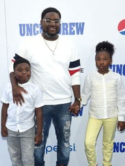 "Lil Rel Howery attends the New York premiere of ""Uncle"