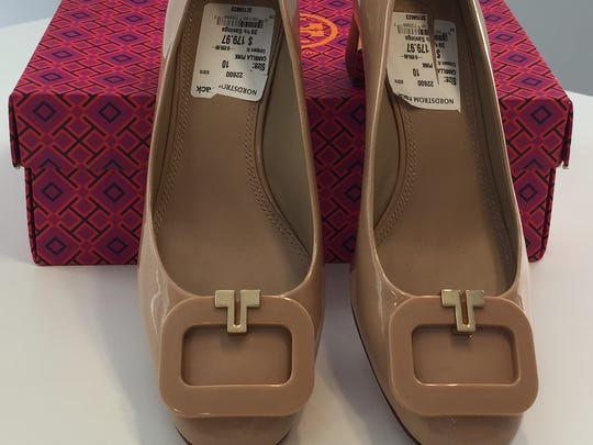 My new shoes from Nordstrom Rack.